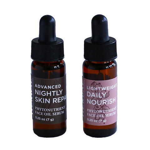 'A Little Bit of Both' Face Oil Serums