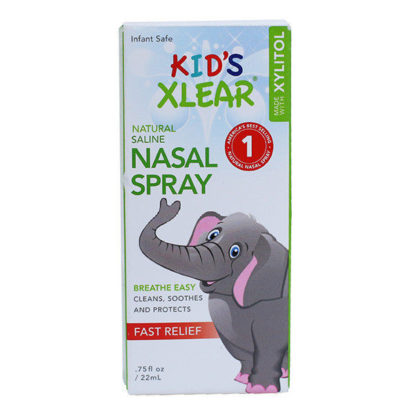 Kid's Xlear Nasal Spray
