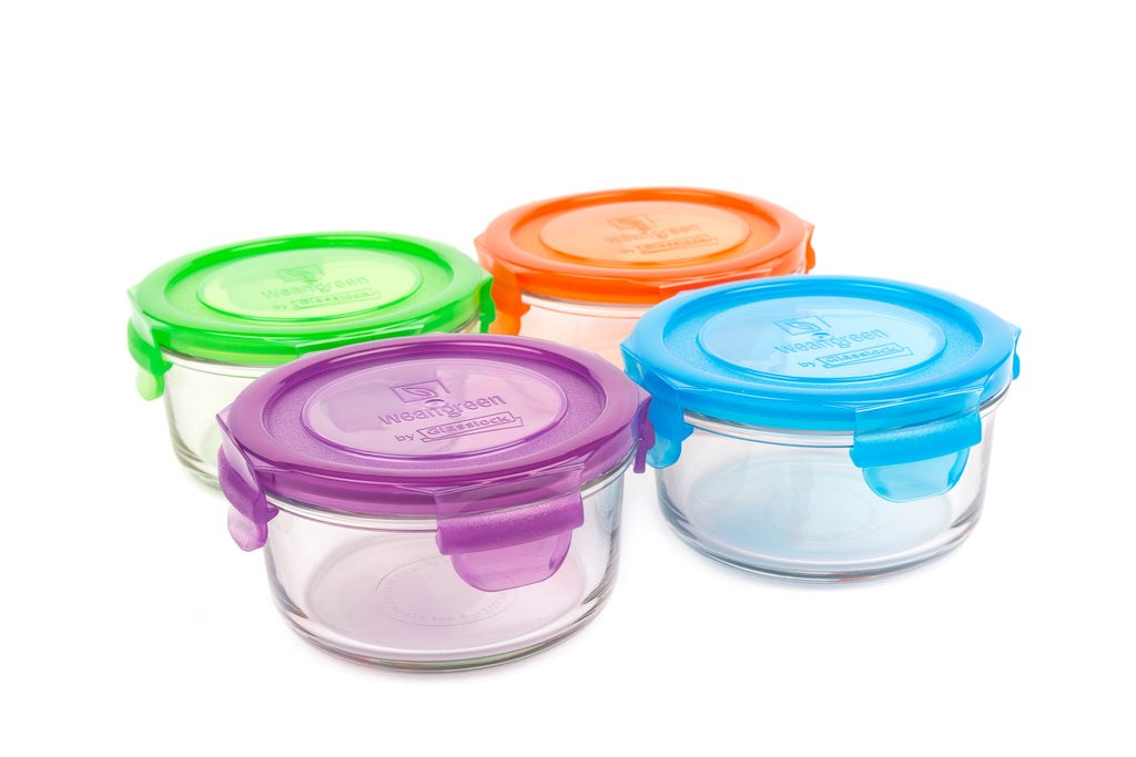 Wean Green - Lunch Bowls (12 oz/370 ml)