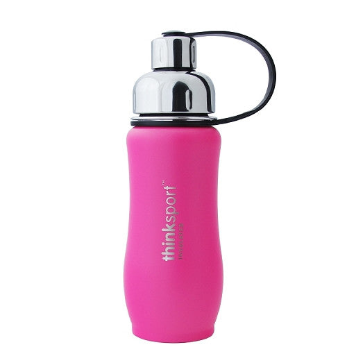 Thinksport Insulated Sports Bottle - 12oz (350ml) - Powder Coated