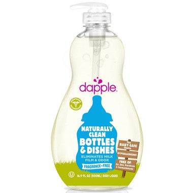 Dapple - Bottle & Dish Liquid, Fragrance Free