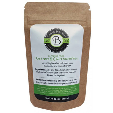Birds & Bees Tea - Easy Naps & Calm Nights Tea