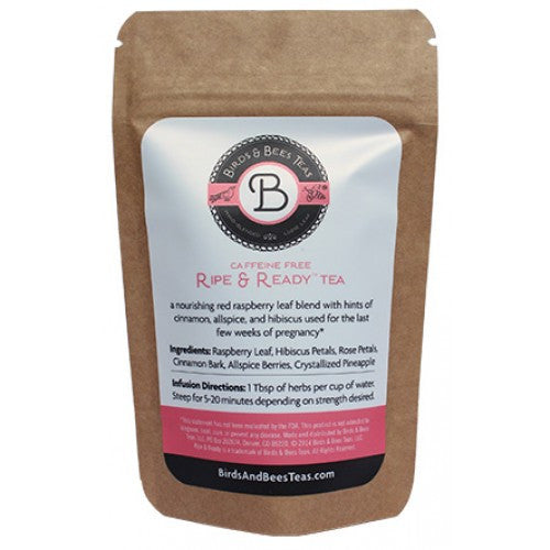 Birds & Bees Tea - Ripe & Ready Tea