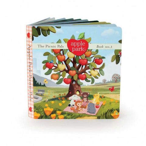 Apple Park - The Picnic Pals, Book 1