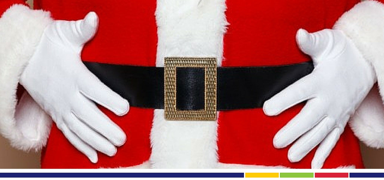5 WAYS TO AVOID THE FESTIVE BULGE