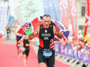 David Bowden | Triathlete & General Manager