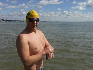 Marc Newman | Open Water Swimmer