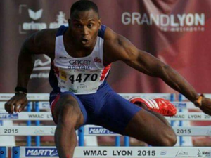 Mensah Elliott | British & World Masters Champion - Athletics