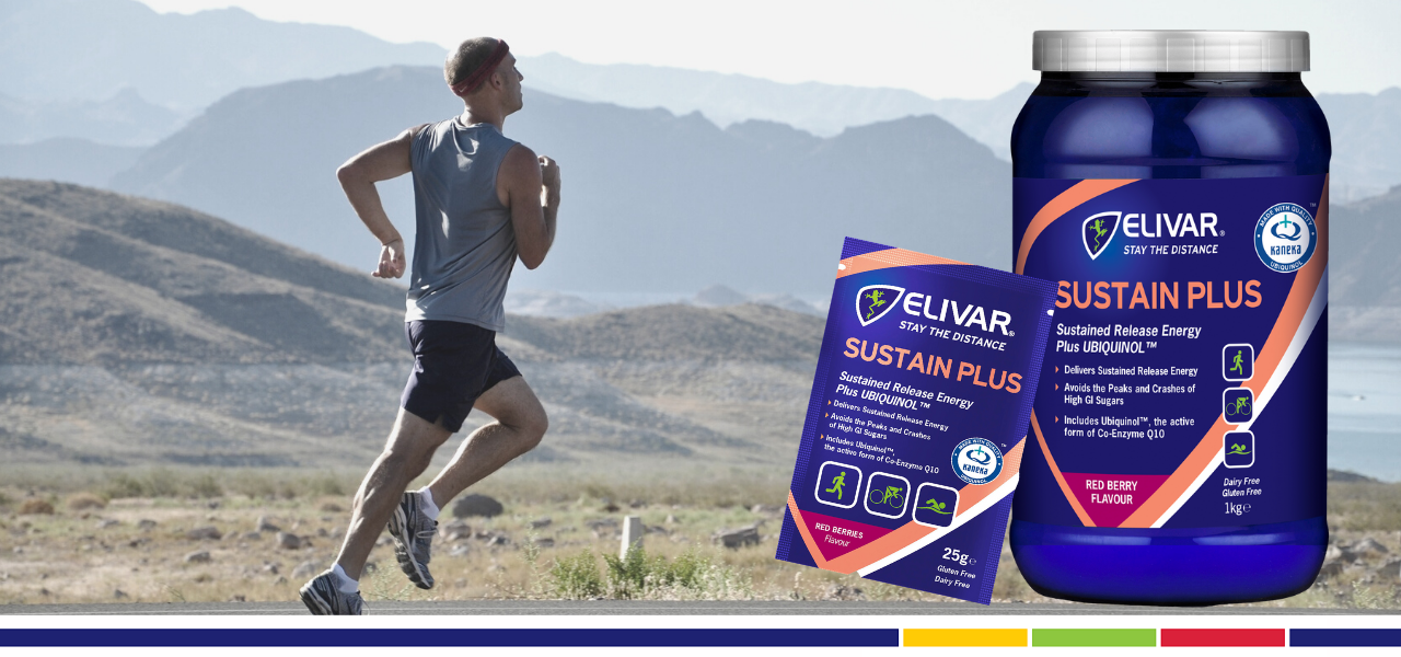 Elivar - Bringing the Benefits of Ubiquinol to Sports Nutrition