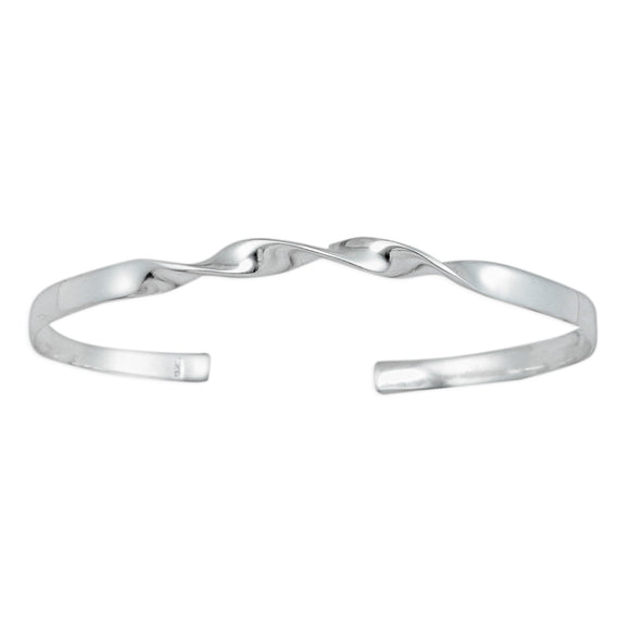 BB-1480 Twist Top Cuff Bracelet | Teeda