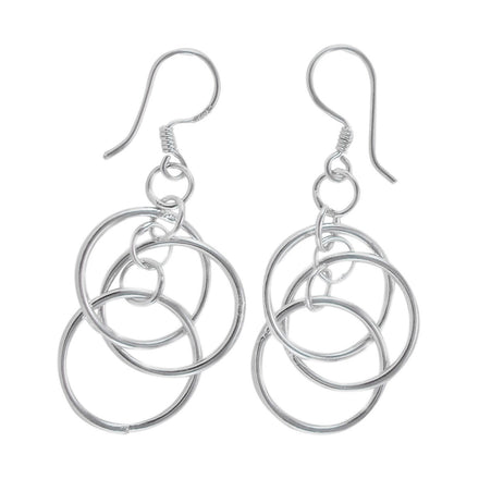 E-1930 Dangle Earrings | Teeda