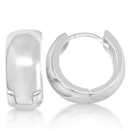 E-6007 Huggie Earrings | Teeda