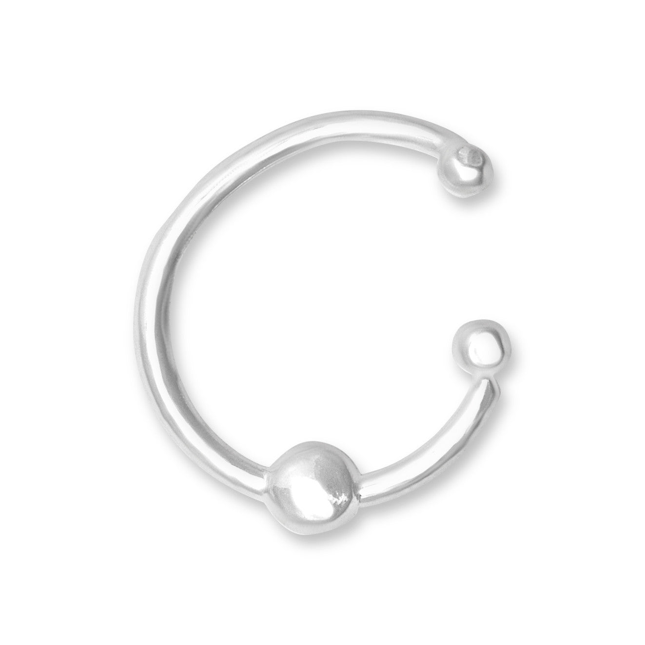 EC-1200 Ball Bead Ear Cuff | Teeda