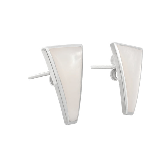 EMOP-1450 Mother of Pearl Inlay Earrings | Teeda