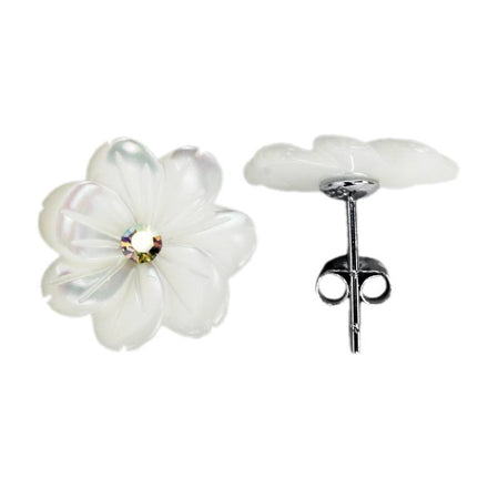 EP-7021 Primrose Stud Earrings 15mm | Teeda