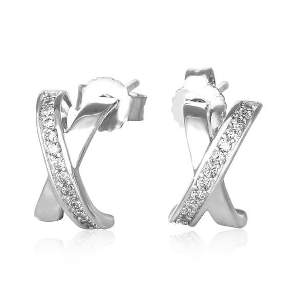 EZ-8052 CZ Earrings