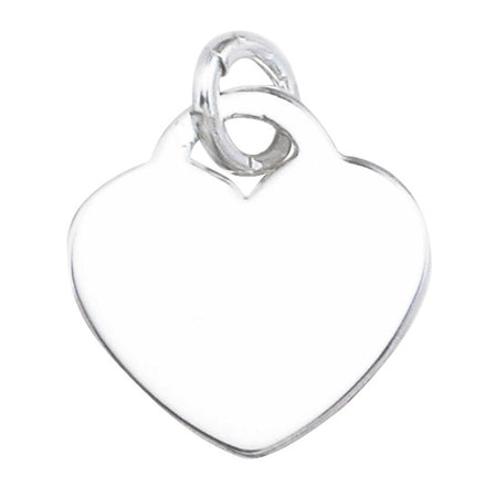 P-1030 Heart Charm Medium | Teeda