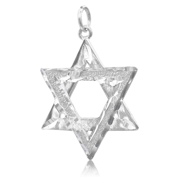 P-2200 Jewish Star of David Charm | Teeda
