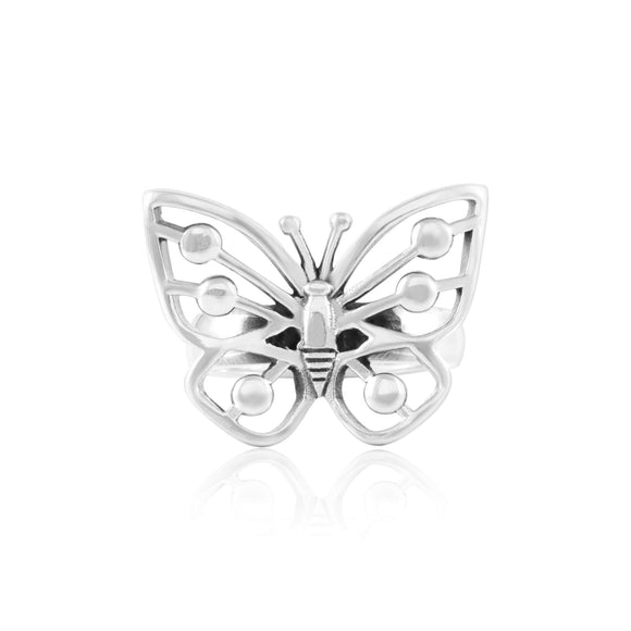 R-1001 Butterfly Ring