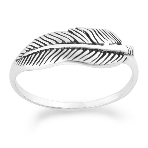 R-2038 Feather Ring