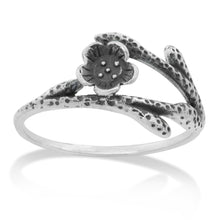 R-2041 Flower Ring | Teeda
