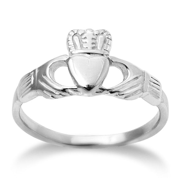 R-2049 Claddagh Ring | Teeda