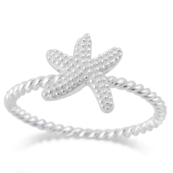 R-2050 Starfish Ring | Teeda