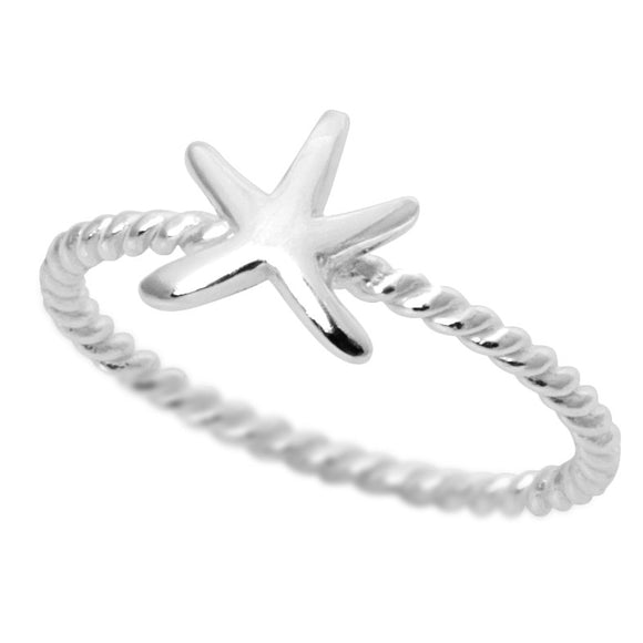 R-2052 Starfish Ring