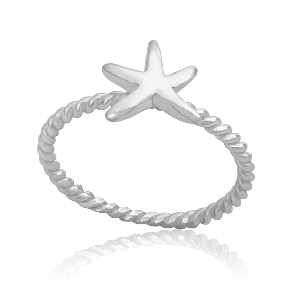 R-2052 Starfish Ring | Teeda