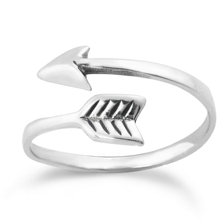 R-2053 Arrow Ring | Teeda