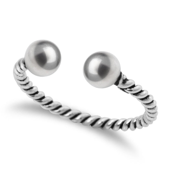 R-2061 Twisted Wire Ring