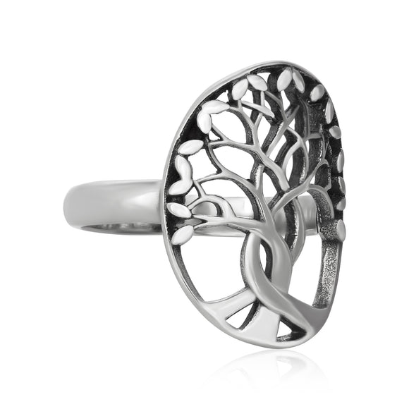 R-5002 Tree of Life Ring