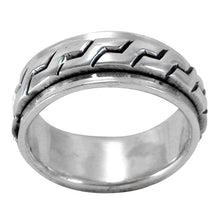 R-9010 Men's Spin Spinning Ring | Teeda