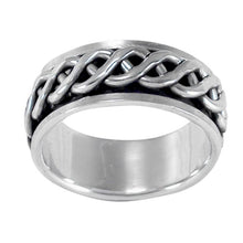 R-9020 Men's Spin Spinning Ring | Teeda