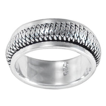 R-9050 Men's Spin Spinning Ring | Teeda