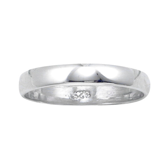 RB-030 Classic Wedding Band 3mm | Teeda