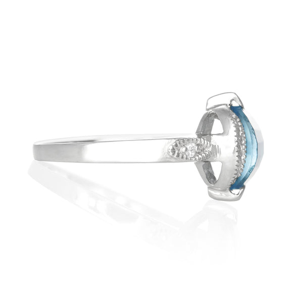 RZ-1380 Cubic Zirconia Ring
