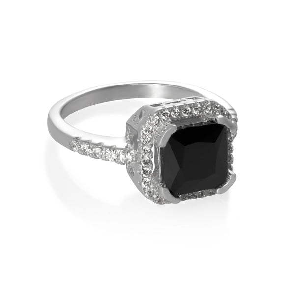 RZ-1675 Cubic Zirconia Ring