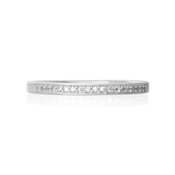 RZ-3006 Cubic Zirconia Band Ring