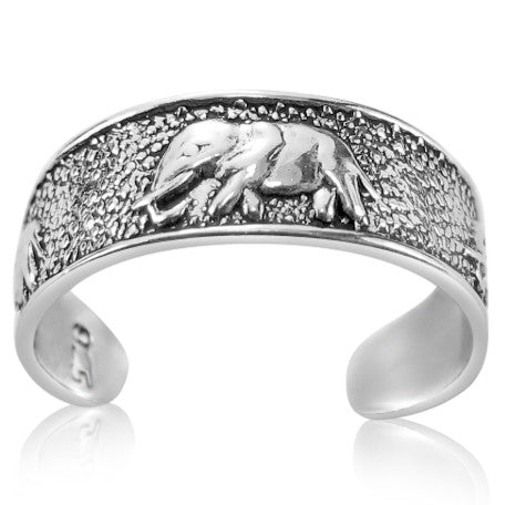 TR-2770 Elephant Toe Ring | Teeda