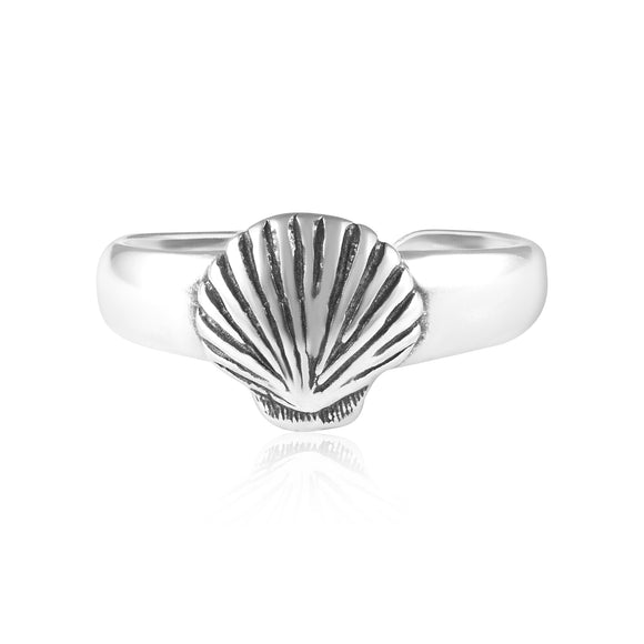 TR-3078 Shell Toe Ring | Teeda