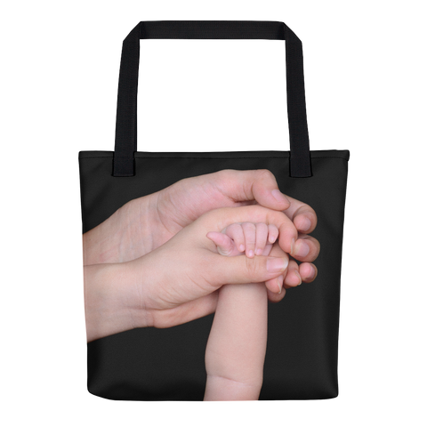 LITTLE FINGERS TOTE