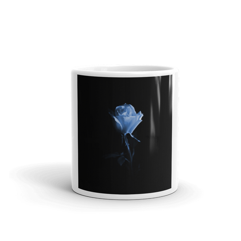 BLUE ROSE CUP