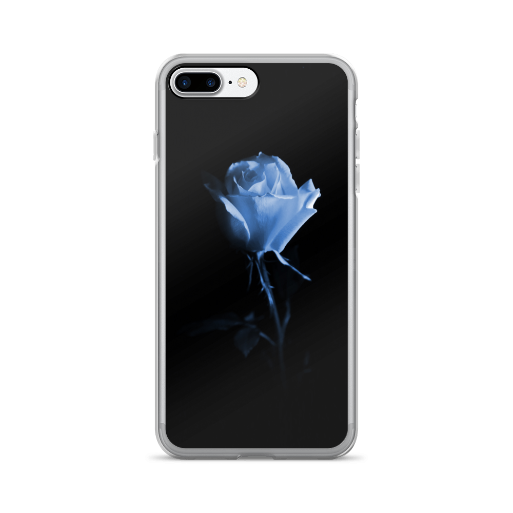 BLUE ROSE iPHONE CELL CASE