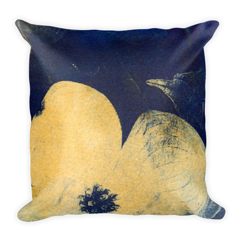 DOGWOOD PHOTO PILLOW