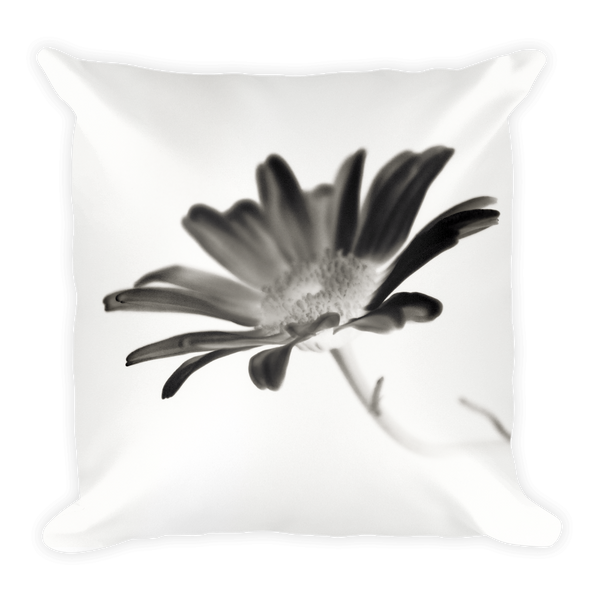 Add a little delight to your living room with pillows inspired by photos from nature. These 18 by 18 inch pillows are designed to inspire you and celebrate nature. This lovely blend of 80% polyester / 20% cotton fleece is soft yet durable for your home. The zipper is concealed, it's machine washable and made in America.