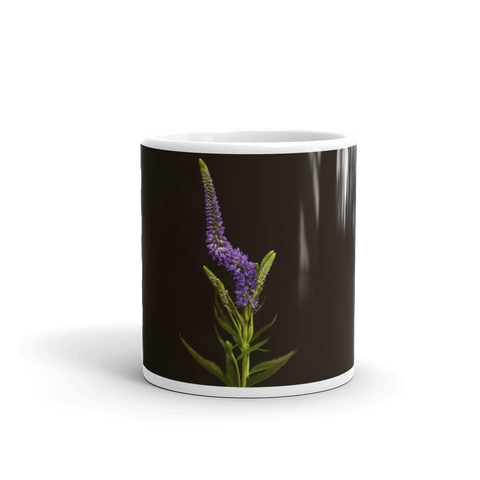 PURPLE FLOWER CUP