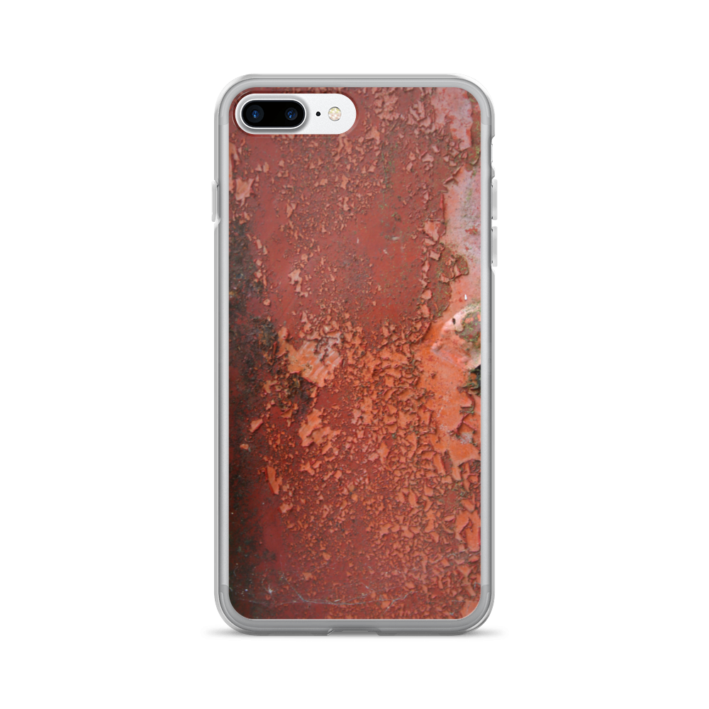 RUST TEXTURE iPHONE CASE