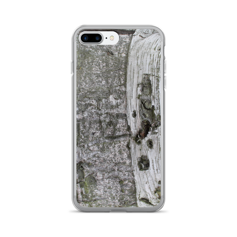TREE TEXTURE iPHONE CASE