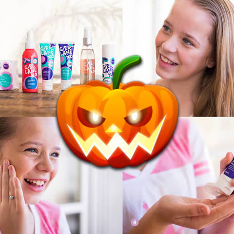 Last Minute Halloween Face Painting Guide